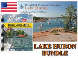 Bluewater Books Charts Lake Huron Bundle