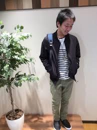 メンズ春のモテコーデ Currentイオン近江八幡ショッピングセンター店