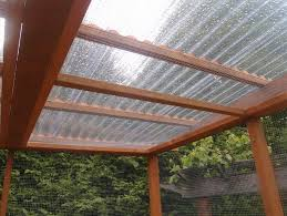 photo 1 of 7 clear corrugated plastic roofing rug designs attractive corrugated clear roofing pictures 1