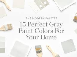 Para Paint Colour Chart Color Cheat Sheet The Best Gray Paint Colors Apartment