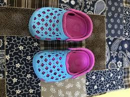 Crocs Shoes Size 18 Like Brand New