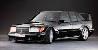 25 years of the Mercedes-Benz 190E 2.5-16 Evolution II   Evo