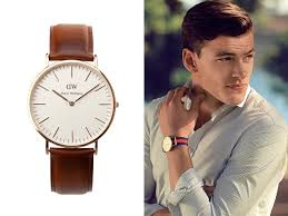 daniel wellington watch makes you look more fashionable get a 15 daniel wellington watch makes you look more fashionable get a 15% off coupon from
