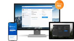 Teamviewer Remote Support Remote Access Service Desk Online