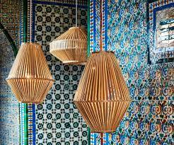 Bamboe Lampen Als Vietnamese Lampionnen Wonenco