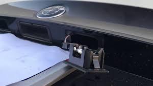 Bmw X5 License Plate Light Replacement How To Remove License Plate Light Housing Bmw 5 Series 3 Series E90 E39 528i 328i M5 M3