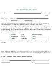 Alabama board of cosmetology rsa union building, 100 north union st., suite tips to fill out the booth rental agreement sample. 30 Sample Rent A Room Agreements In Pdf Ms Word