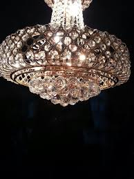 Kronleuchter Lampe Bremerhaven Kristall In Swarovski 27576