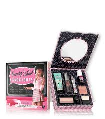 beauty knockouts fullface makeup kit benefit cosmetics cosmetics eye shadow eye png image with transpa background