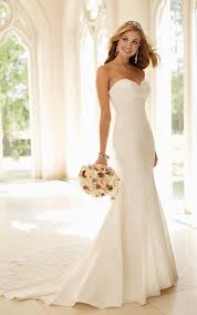 amazing fit and flare wedding dress 86 in dresses pictures with