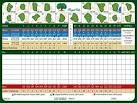 Scorecard | Royal Oaks Country Club