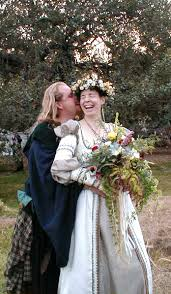 wiccan wedding. A Wiccan Wedding 2 by FaerieWench on DeviantArt