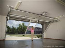 garage door screensLifestyle Brand Garage Screen Doors in Minnesota