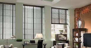 Aluminum blinds add retro glamour
