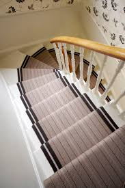 Make a statement with Roger Oates Stair runners, available at The Silkroad  Flooring