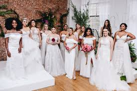 David Wedding Dress Designer The Bridal Industry Makes Slow Strides In Inclusivity Across