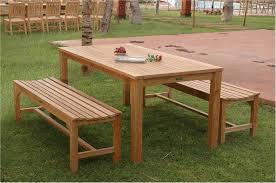 garden teak picnic table teak furnituresteak furnitures pertaining to plans 6