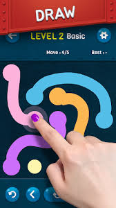 I am trying to draw a dotted line as a separator for a listview divider item, as shown here: Drawing Lines Dot Connect Puzzle Download Apk Free For Android Apktume Com
