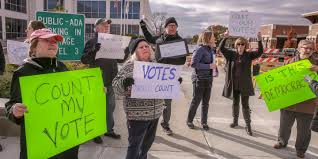 Where Is My Designated Polling Place Indiana Fallout From Election Day Chaos Continues In Indianas