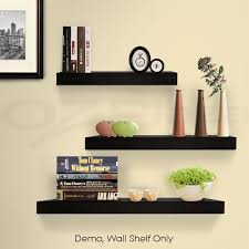 Full Size of Shelves:magnificent Black Floating Shelves Drawer Shelf L  Departments Diy Bq Prd ...