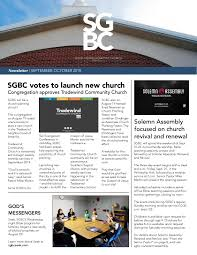 Calaméo - SGBC Newsletter | September-October 2018