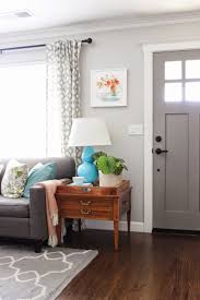 Diy Wood Floor Lamp Living Room Wooden Living Room Side Table Minimalist Colors