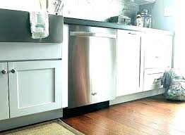 how to secure dishwasher under granite countertop how to secure dishwasher