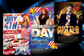 Design 4th July Flyer And All Upcoming Event Flyer By Chand_pro