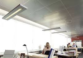 the light that comes through the windows or the overhead lights may give your office a well lit effect but causes eye strain our eyes require half of the overhead office lighting