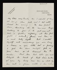 Letters And Papers Of Paul Nash Collection Owner Paul Nash C