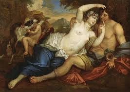 painting venus and adonis by jan boeckhorst