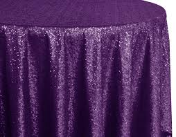 108 round seamless sequin tablecloths 19 colors