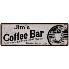 Here's what happened—and all the reasons why quitting coffee is good for your body. Jim S Coffee Bar Sign Kitchen Decor 6x18 206180007358 Walmart Com Walmart Com