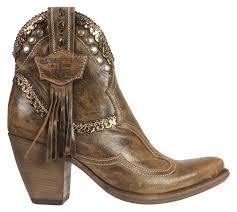 el vaquero leather ankle boots ivy apex tan el vaquero brown