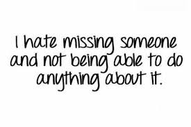 Quotes About Missing Someone Beauteous Missing Someone Quotes Paperblog