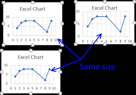 Four Ways To Resize A Chart