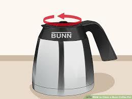 image titled clean a bunn coffee pot step 6