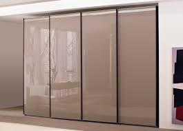 evolution glass sliding door wardrobe