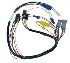 wiring and harnesses marine engine parts fishing tackle wire harness for johnson evinrude 96 01 90 115 hp 60 deg optical 584762