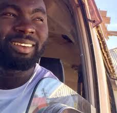 Benjamin Nti: it's good to pray, believe on KingsChat Web