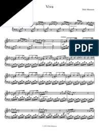 Dirk Maassen Viva Piano Sheet Music   Rhythm And Meter   Elements Of Music