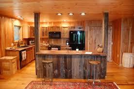 Cabin Kitchen Design Creative Impressive Inspiration