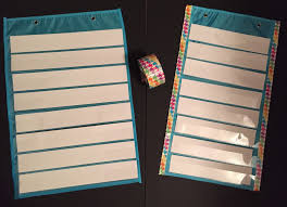 pocket charts at target kindertrips pocket chart tip