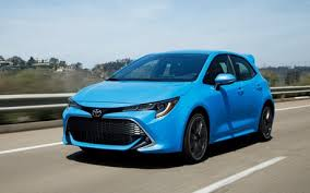 2019 Toyota Corolla CE - Price, engine, full technical ...
