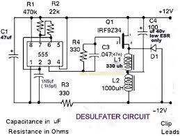 2 of 3 12 volts lead acid battery desulfator desulfater unassembled kit diy car truck