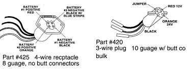 24 volt battery hookup help please walleye message central click image for larger version 4 pin 24v connector jpg views