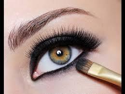 saundarya eye makeup how to get smokey eyes
