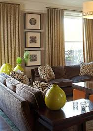 Exceptional Taupe, Brown U0026 Lime Green. Green Living RoomsLiving Room IdeasLiving ... Images