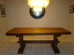 Dining Room Table Rustic Dining Room Table Susy Home Maker
