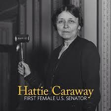「hattie ophelia wyatt caraway」の画像検索結果